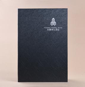 友豪锦江酒店菜谱设计制作