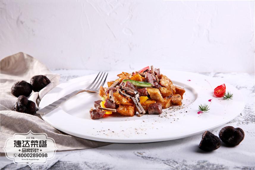 中餐菜品摄影图片5