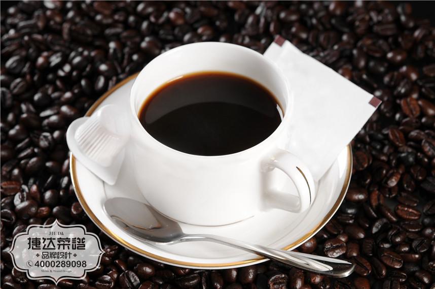 风味蓝山西餐咖啡菜品摄影图片