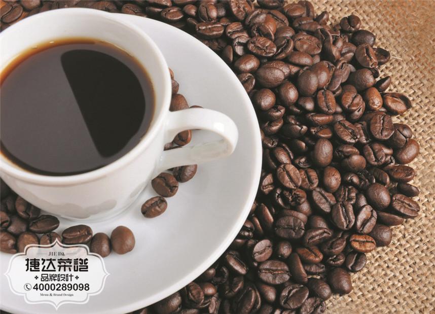 香浓西餐咖啡菜品摄影图片
