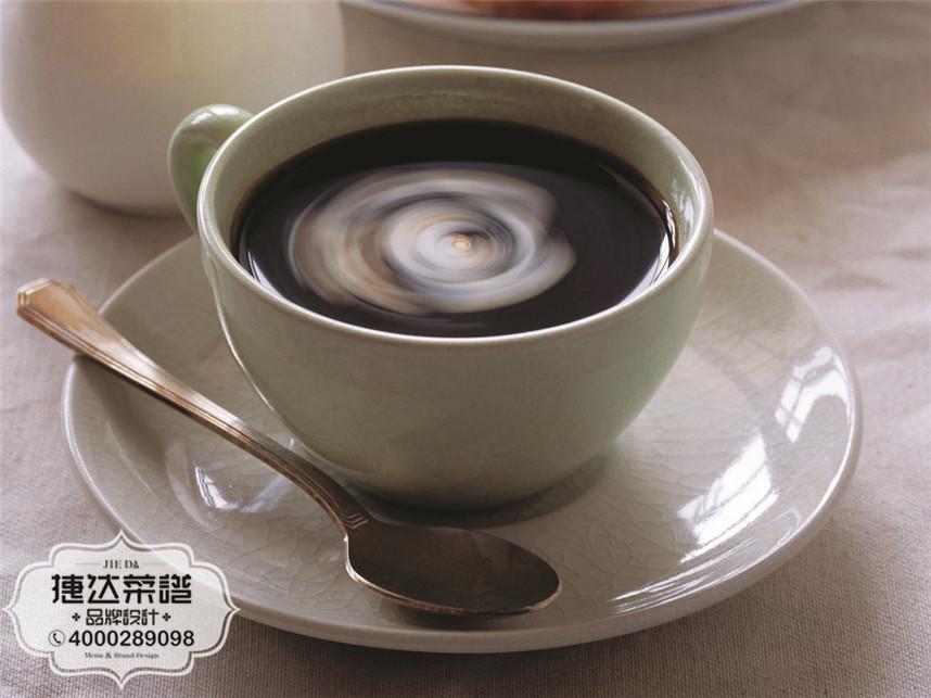 曼特宁西餐咖啡菜品摄影图片