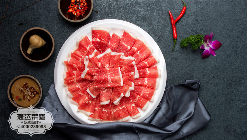 火锅菜品美食摄影图片4
