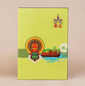 成都泰乙餐厅菜谱设计制作,泰国料理菜单,泰式餐厅菜单案例分享